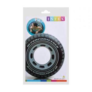 Racing Checks Inflatable Tyre 91cm