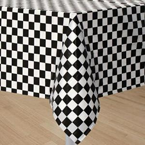 Racing Checks Table Cloth