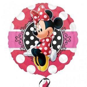 Minnie Mouse Portrait Balloon 18 inch