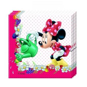 Disney Minnie Jampacked with Love Napkins (20)