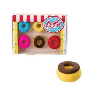 Donut Sprinkles Scented Erasers