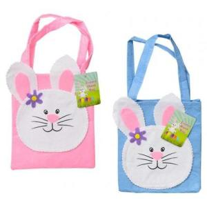 Easter Bunny Hunting Bag PINK