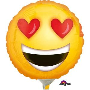 Love Emoji balloon 18inch
