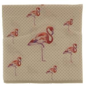 Flamingo Serviettes (20)