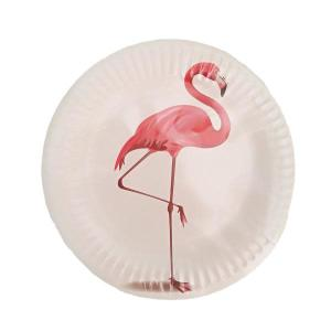 Flamingo Flo Plates Large (10)