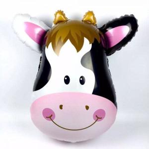 Cow foil balloon