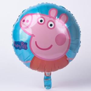 Peppa Pig 18 Inch Foil Balloon