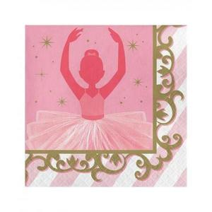 Twinkle Toes Paper Napkins (16)
