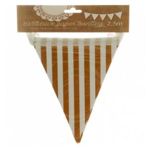 Gold Striped Bunting