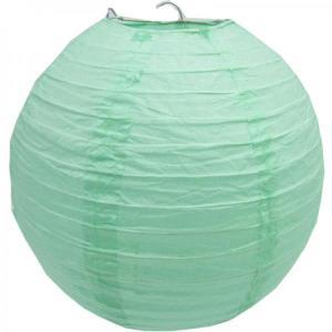 Mint Wired Lantern (20cm) 3pp