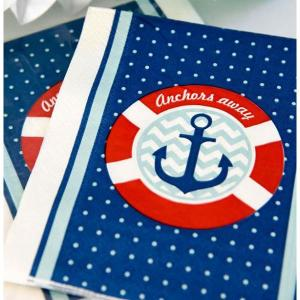 Little Sailor Paper Napkins (20)