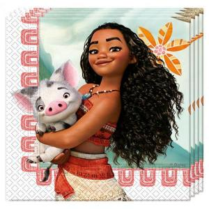 Moana Party Napkins (20)