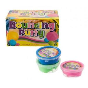 Neon Bouncing Putty (Assorted Colours)