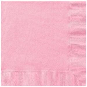 Light Pink Serviettes (20)