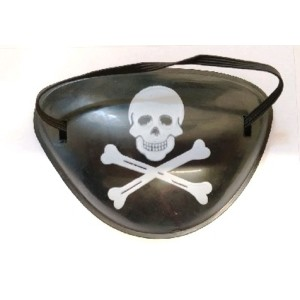 Pirate Eye Patch (Each)