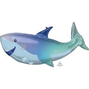 Shark Ocean Buddies Supershape Foil Balloon