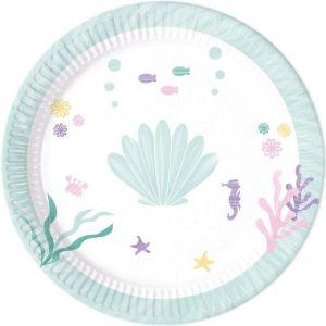 Under the Sea Plates (8)