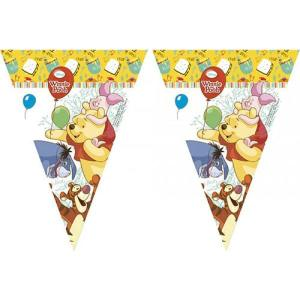 Winnie The Pooh Sweets Flag Banner