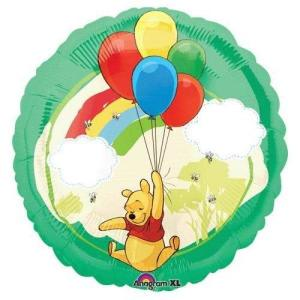 Winnie The Pooh 18 inch Foil Balloon