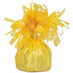 Yellow  Balloon Weight