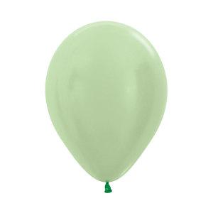 Pearl Green Balloons(5)