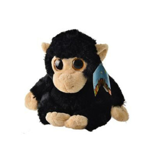 Animal Jungle Plush Monkey Big Eyes 18cm