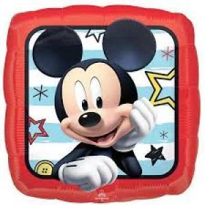 Disney Mickey Roadster 18 inch foil balloon