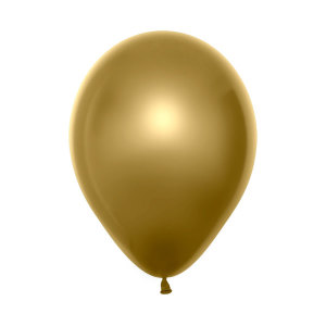 Duo Mirror Gold Balloons (8)