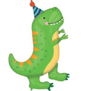 Dinosaur Dinomite Super Shape Balloon