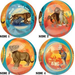 Lion King Orb Balloon