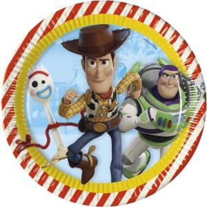 Toy Story 4 Paper plates (8)