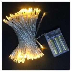 Fairy lights Warm White 10m String