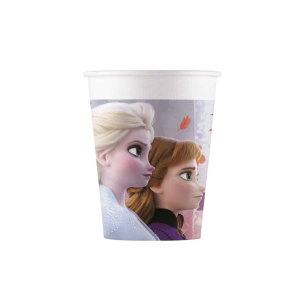 Frozen 2 Paper Cups (8)