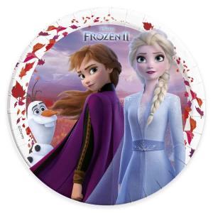 Frozen 2 Paper Plates (8)