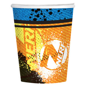 Nerf Party Paper Cups (8)