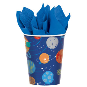 Blast Off Paper Cups (8)
