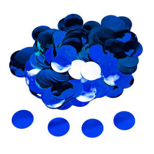 Royal Blue Foil Confetti 20g