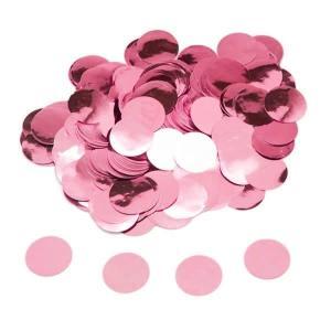 Pink Foil Confetti 20g