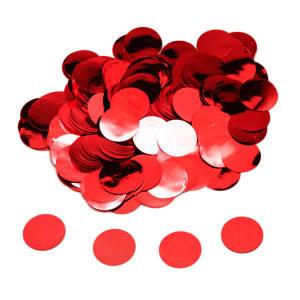 Red Foil Confetti 20g