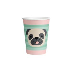 Pet Pawty Paper Cups (8)