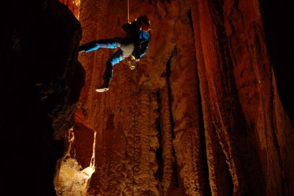 Güvercinlik Mağarası - Güneybağ, Güneysınır, Konya