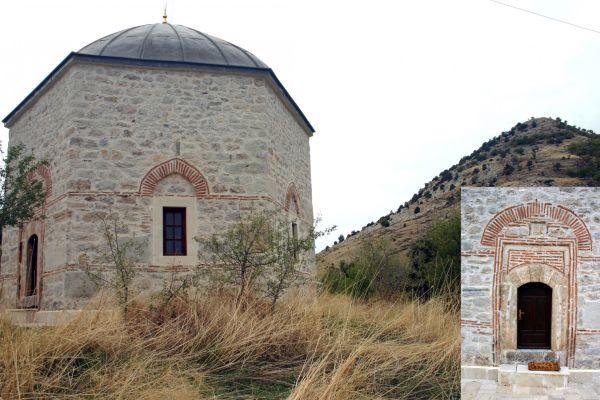 Ak Türbe - Gürağaç, Güneysınır, Konya