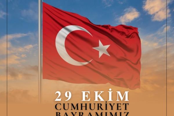 Başkan Demir'in 29 Ekim Cumhuriyet Bayramı Mesajı