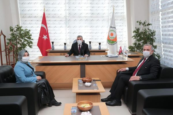 Başkan Demir'in Şanlıurfa ziyaretleri