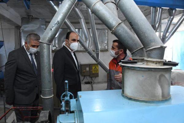 Konya Büyükşehir Belediye Başkanımız Uğur İbrahim Altay'dan Güneysınır'a ziyaret