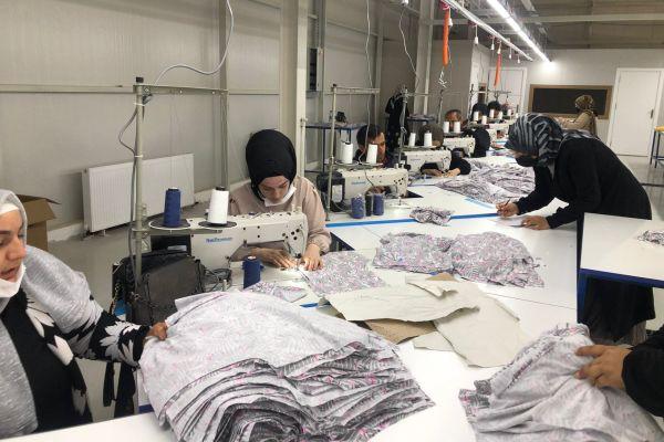 Tekstil Atölyesi Projesi
