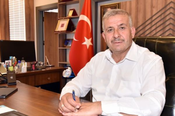 Başkan Ahmet Demir'den Kurban Bayramı Mesajı
