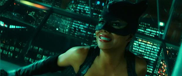 Halle berry catwoman gif