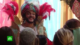 Шик, блеск, красота: НТВ готовит премьеру новогоднего мюзикла
