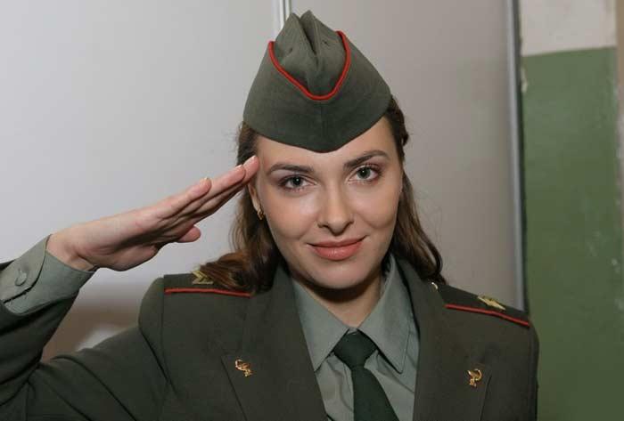 Ольга Фадеева Солдаты
